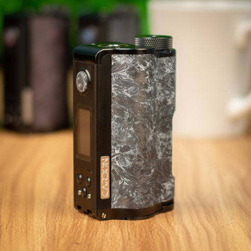 Topside Dual YiHi Carbon Edition Squonk Mod