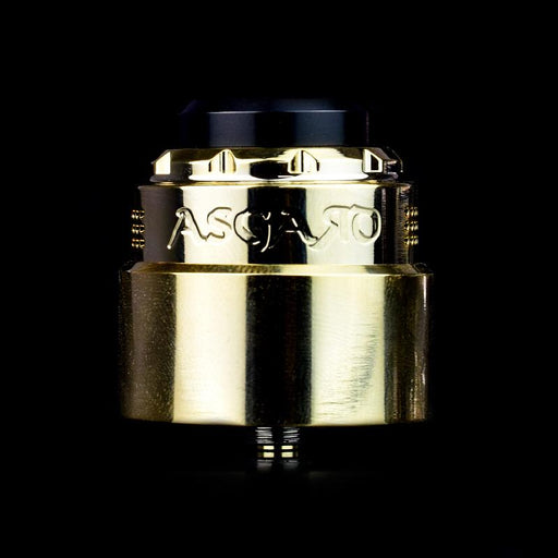 Vaperz Cloud Asgard Mini RDA - Precious Metal Cap