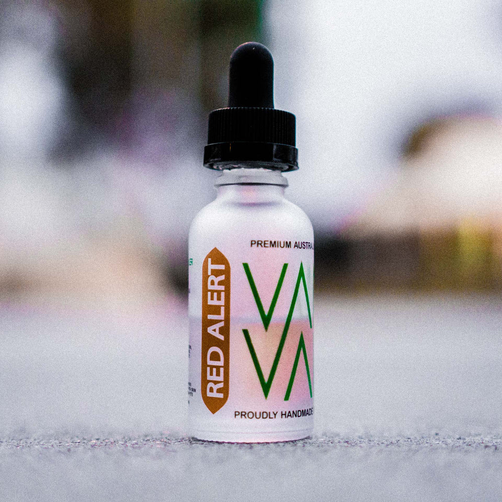 Van Vape - Red Alert