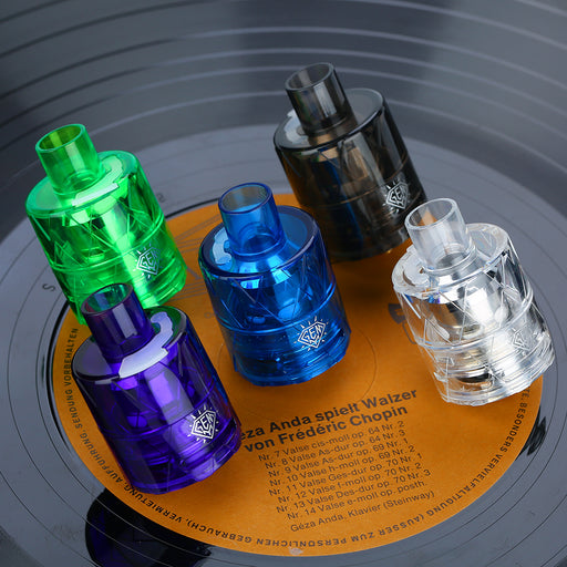 Freemax Gemm Disposable Tanks — G2 0.2ohm (40 - 80w)