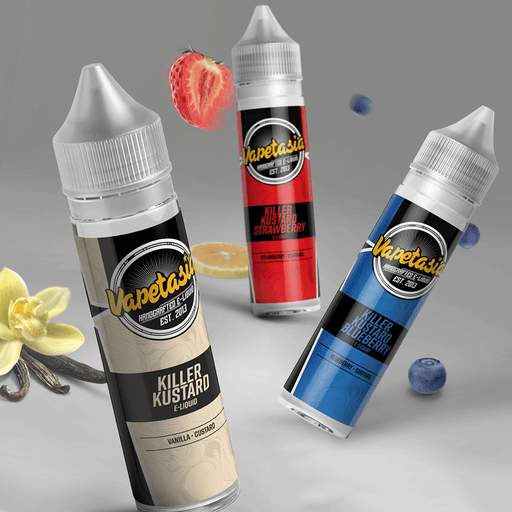 The Vapetasia Killer Kustard Start-up Bundle