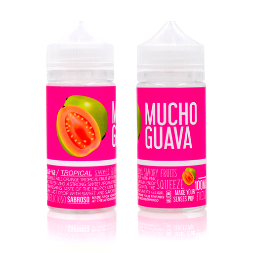 MUCHO Ejuice - Guava