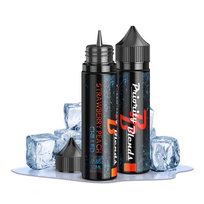 Priority Blends Chilled - Strawberry Peach