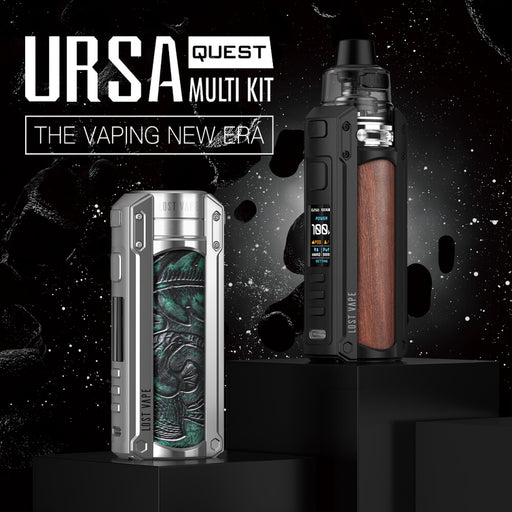 Lost Vape Ursa Quest Pod Mod Kit