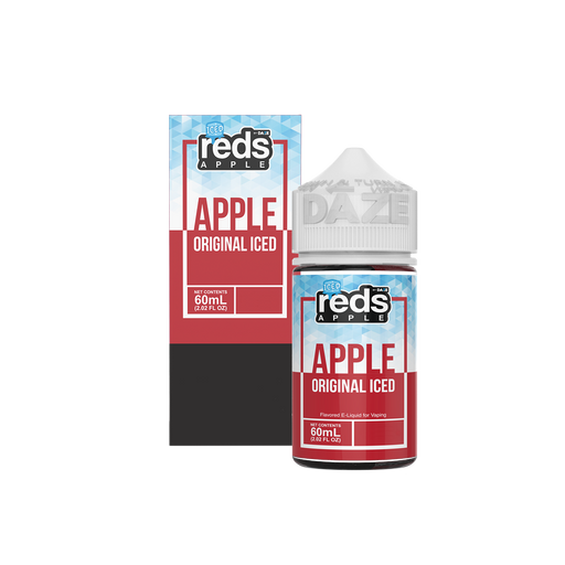 Reds E-Juice - Apple Iced