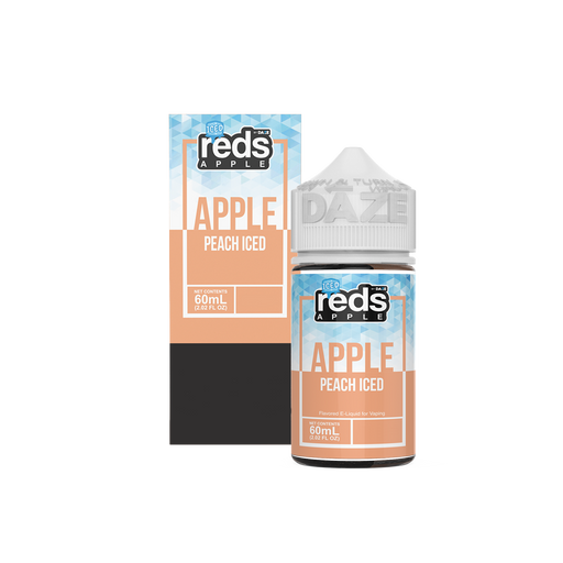 Reds E-Juice - Peach Iced