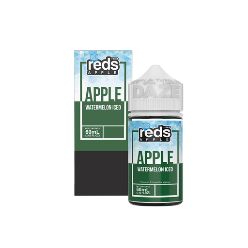 Reds E-Juice - Watermelon Iced