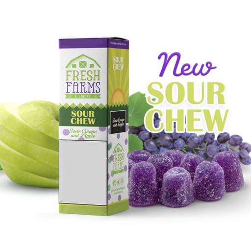 Fresh Farms - Sour Chew