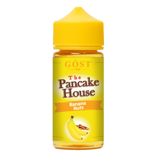 Pancake House - Banana Nuts
