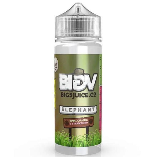 Big 5 Juice Co - Elephant