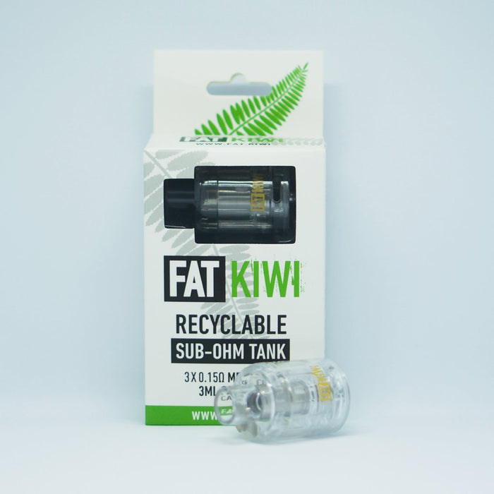 Fat Kiwi Recyclable Subohm Tank