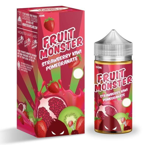 Fruit Monster - Strawberry Kiwi Pomegranate