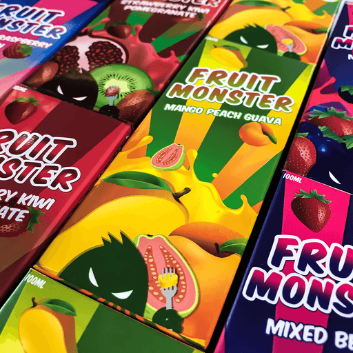 The Fruit Monster Start-up Bundle