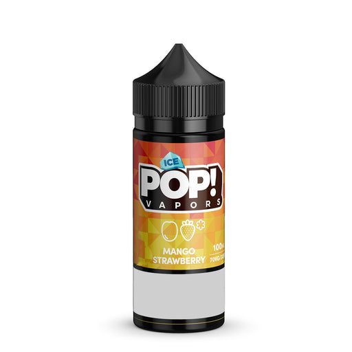 Pop! Vapors Iced - Juicy Mango Strawberry