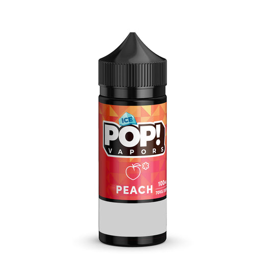 Pop! Vapors Iced - Peach