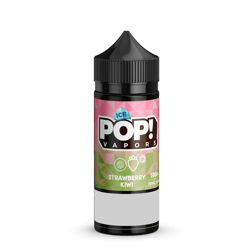 Pop! Vapors Iced - Strawberry Kiwi
