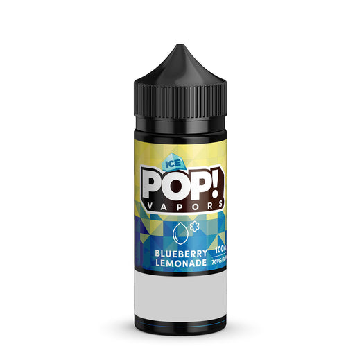 Pop! Vapors Iced - Blueberry Lemonade