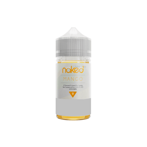 Naked 100 Ice - Mango Ice