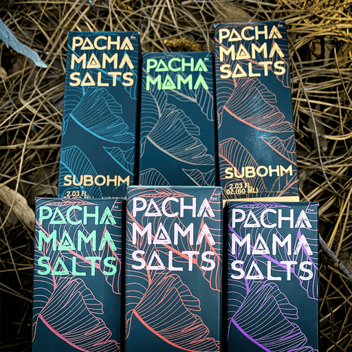 The Pachamama Subohm Start-up Bundle