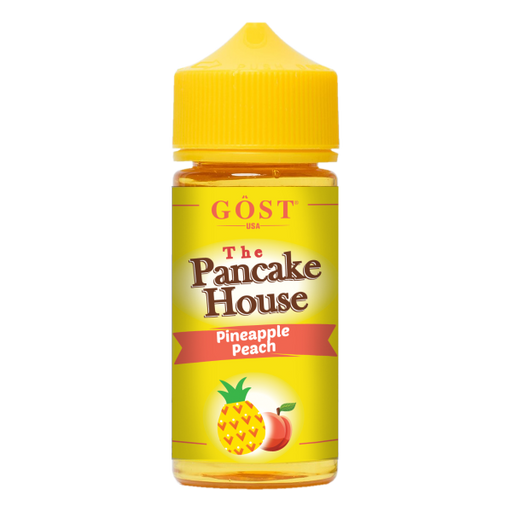 Pancake House - Pineapple Peach
