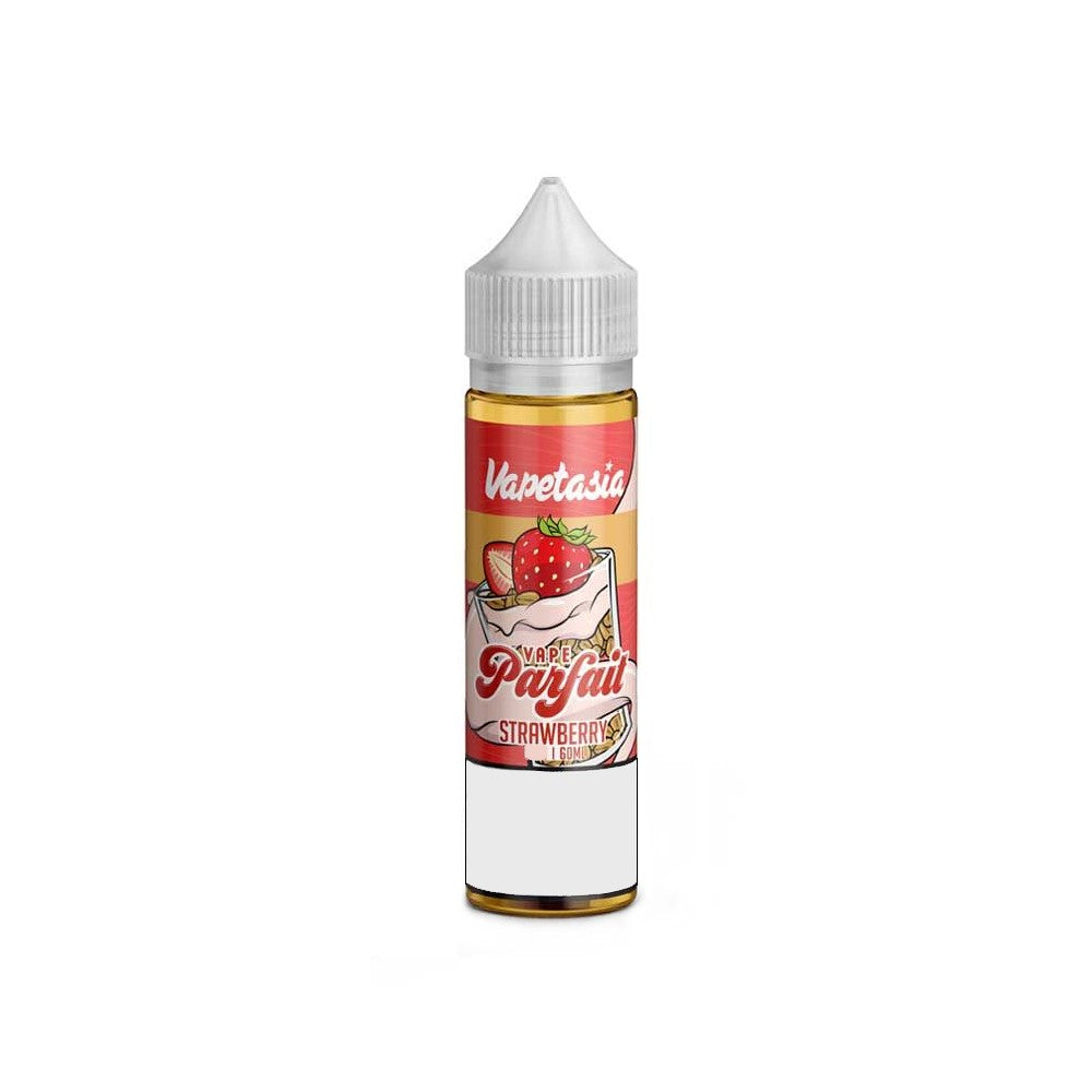Vapetasia Parfait - Strawberry