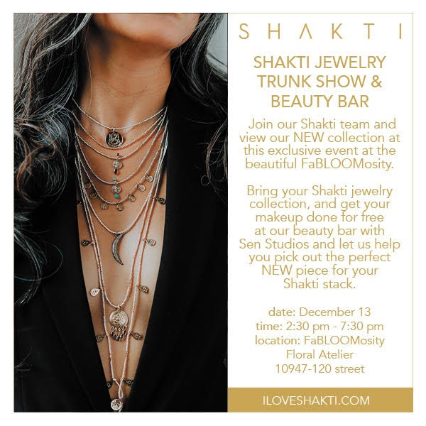 New Collection Trunk Show & Beauty Bar