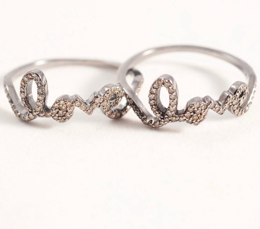 DIAMOND LOVE BANDS