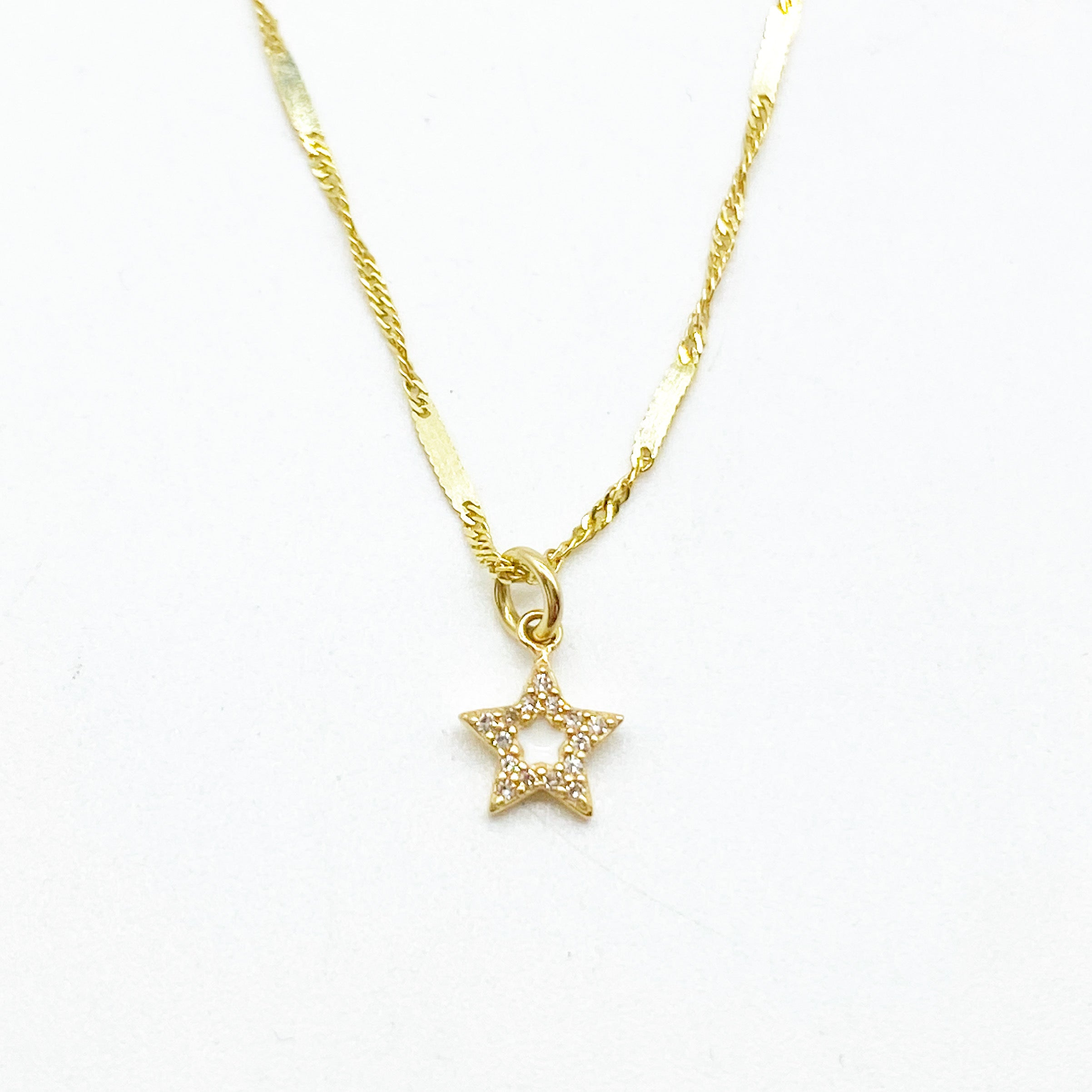 BABY DIAMOND STAR