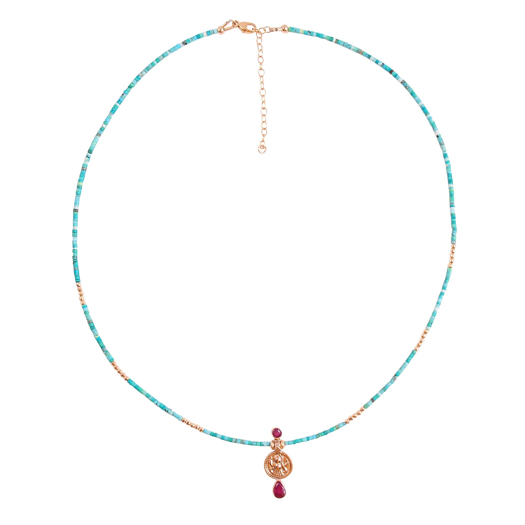 TURQUOISE AMULET COLLECTION