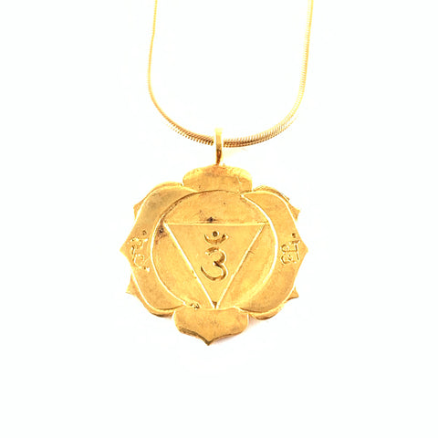 AJNA (THIRD EYE, 6TH CHAKRA) PENDANT