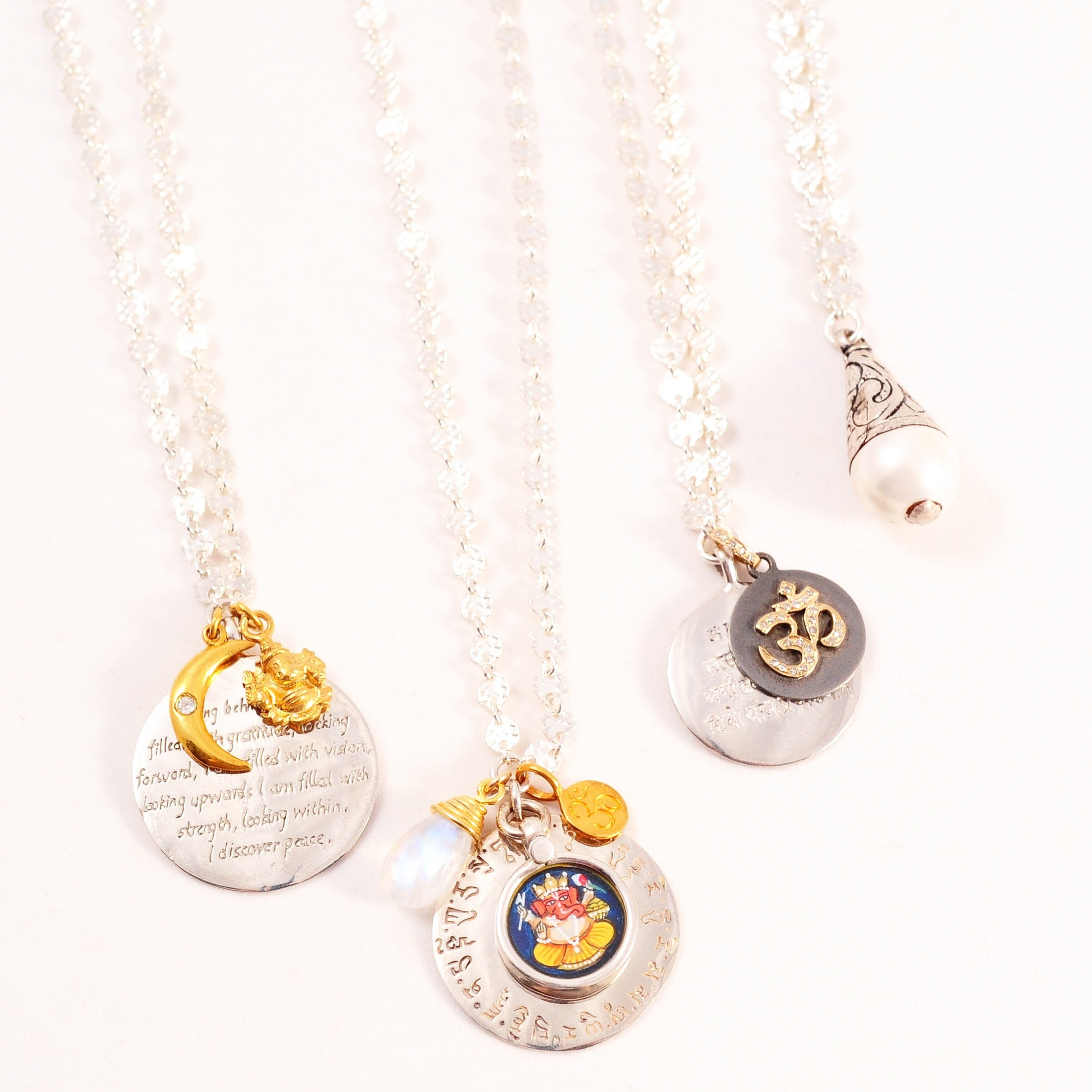 SILVER CHARM COLLECTION
