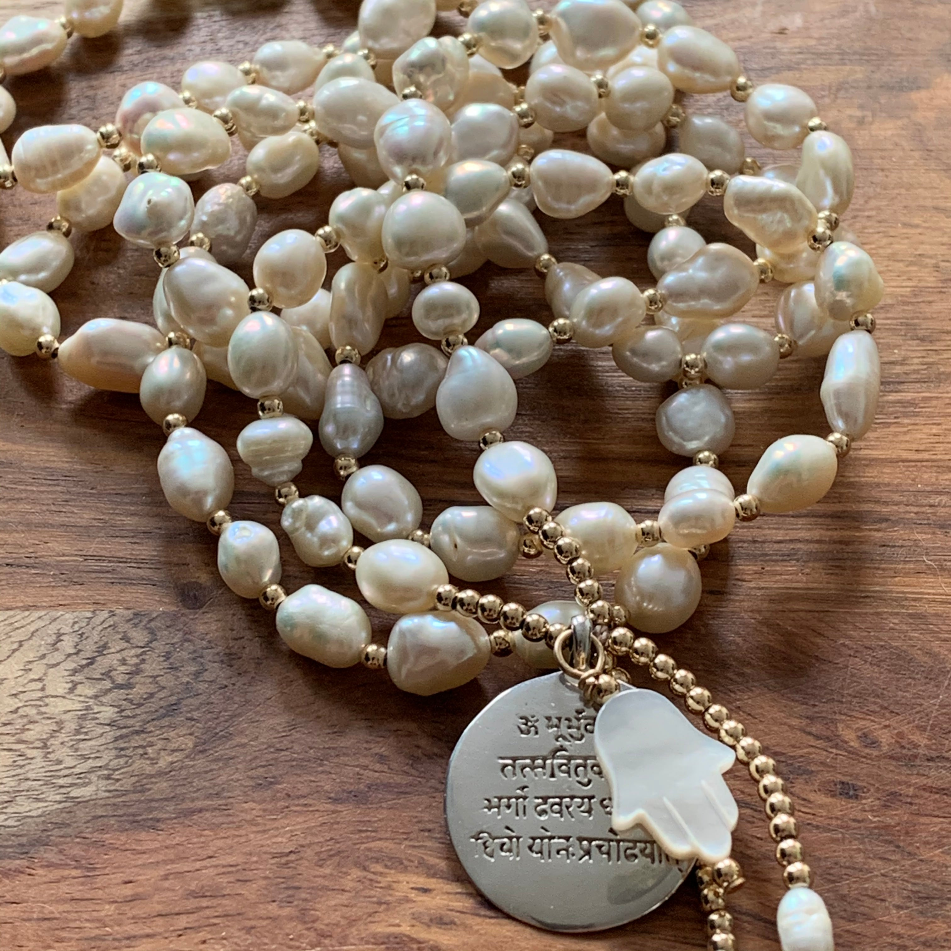 PEARL MALA *GIFT WITH PURCHASE*