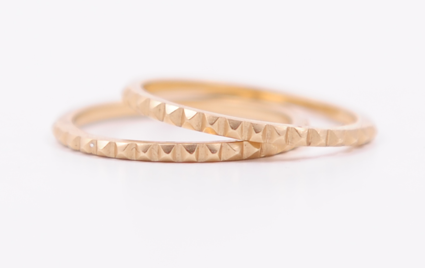 SHAKTI RING STACKERS