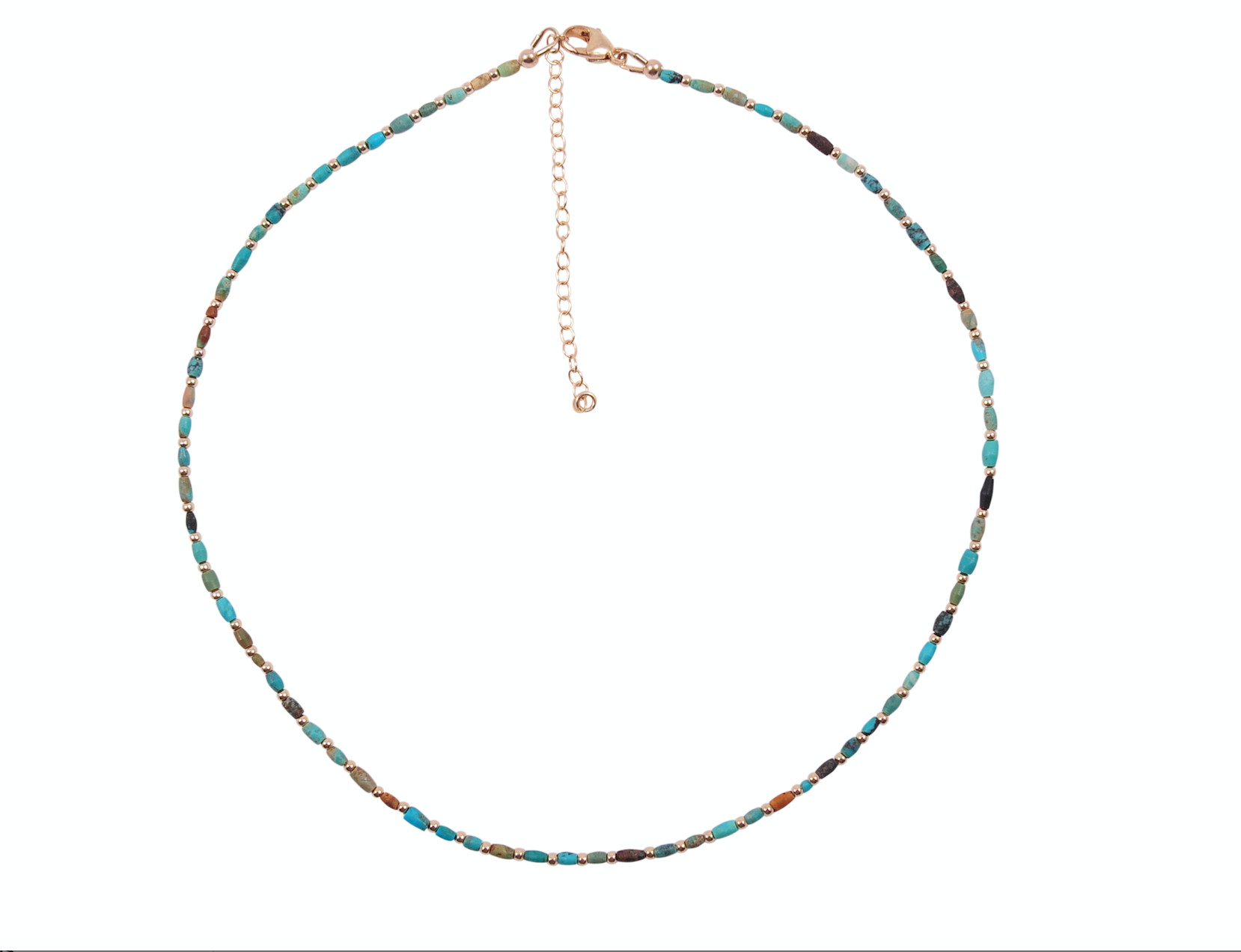 GEMSTONE STACKER NECKLACES