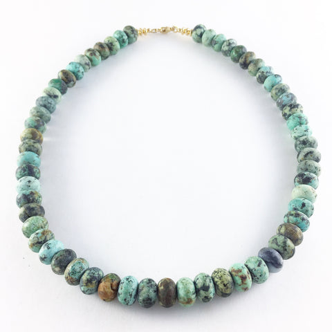 The Turquoise Necklace