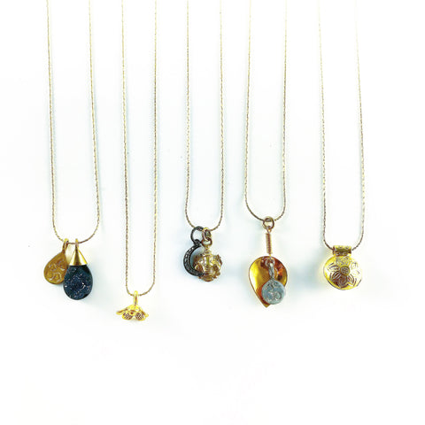 SHAKTI CHARM NECKLACES HOLIDAY COLLECTION