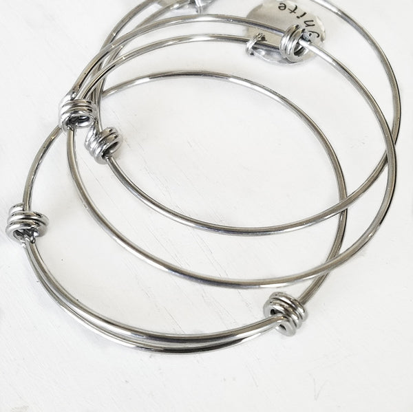 Buildable Bangle Bracelet