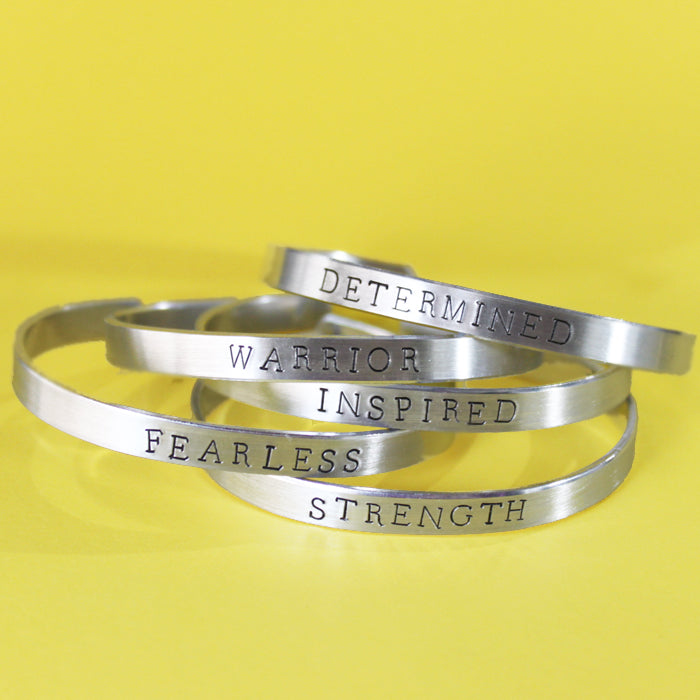 Power Word Bracelet - Your Choice