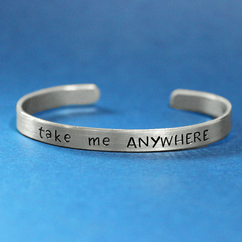 Take Me Anywhere bracelet