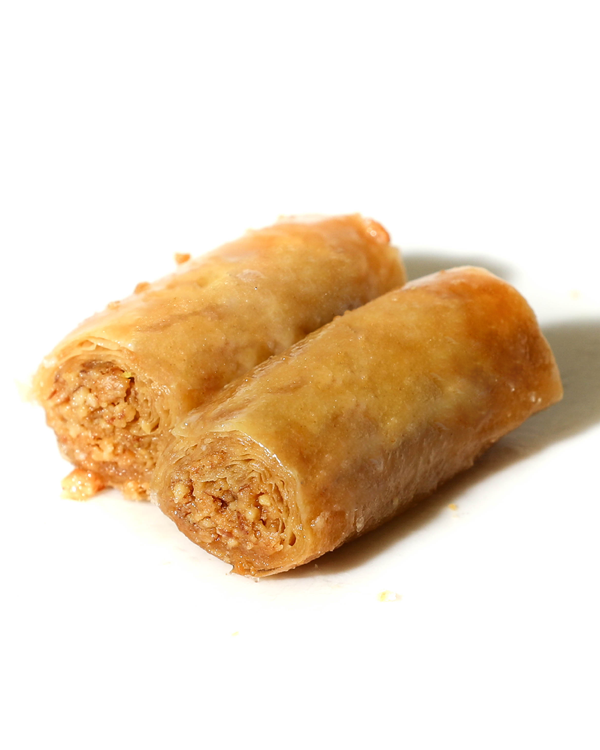 Baklava Fingers with Almond (ASABEH)