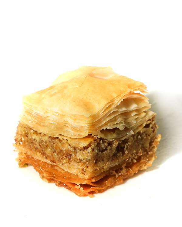 Baklava Walnut