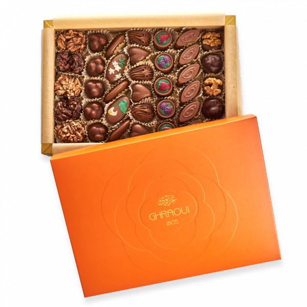 CHOCOLATE by GHRAOUI - Gigante Box