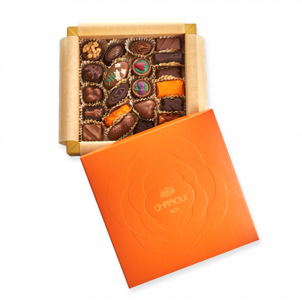 CHOCOLATE by GHRAOUI - Medio Box