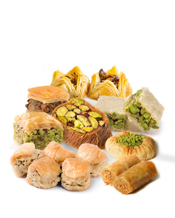 Baklava Assortiment (Mixed Baklava)