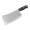 Image of Orblue Stainless Steel Chopper-Cleaver-Butcher Knife, 7-inch Blade for Restaurant or Home Kitchen