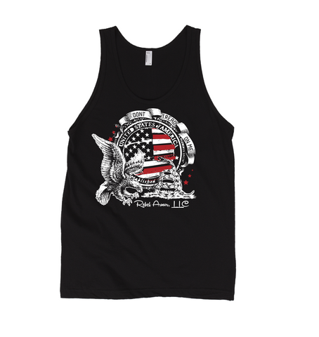 Gadsden 2.0 Don't Tread On Me Patriotic Men's Tank