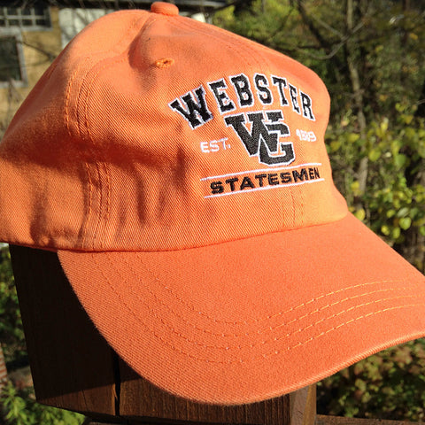 WG Orange Unisex Baseball Cap