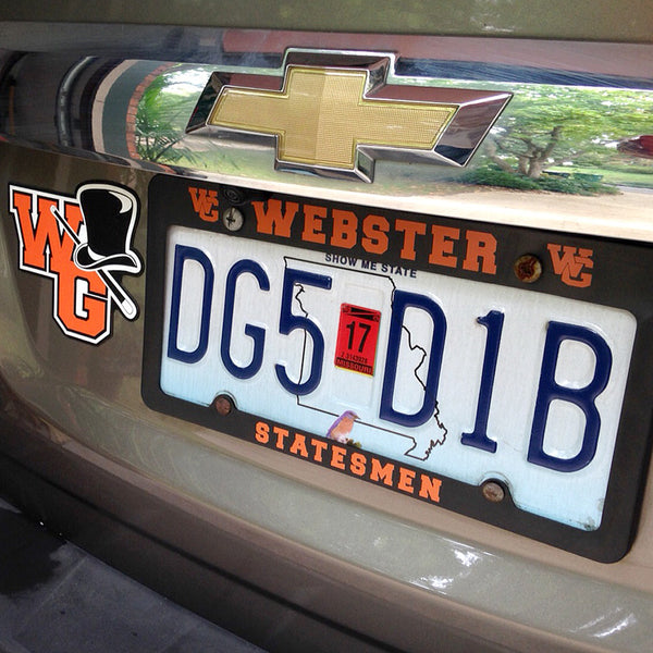 Acc. - License Plate Frame