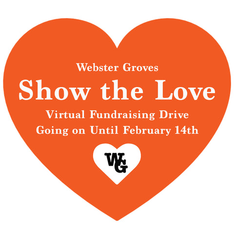 Show the Love Fundraising Drive