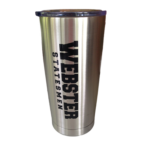 Webster Statesmen Insulated Stainless Steel Tumbler